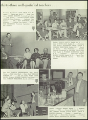 Page 13, 1957 Edition, Powell High School - Panther Yearbook (Powell, WY) online yearbook collection