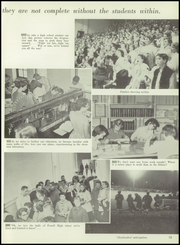 Page 17, 1957 Edition, Powell High School - Panther Yearbook (Powell, WY) online yearbook collection