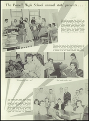 Page 5, 1957 Edition, Powell High School - Panther Yearbook (Powell, WY) online yearbook collection