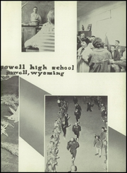Page 7, 1957 Edition, Powell High School - Panther Yearbook (Powell, WY) online yearbook collection