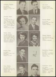 Page 13, 1950 Edition, Torrington High School - Blazer Yearbook (Torrington, WY) online yearbook collection