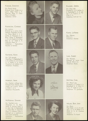 Page 17, 1950 Edition, Torrington High School - Blazer Yearbook (Torrington, WY) online yearbook collection