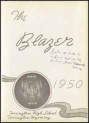 Page 7, 1950 Edition, Torrington High School - Blazer Yearbook (Torrington, WY) online yearbook collection