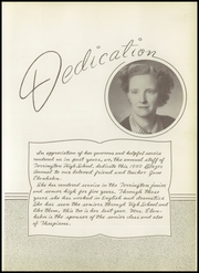 Page 9, 1950 Edition, Torrington High School - Blazer Yearbook (Torrington, WY) online yearbook collection