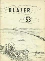 1953 Edition, Torrington High School - Blazer Yearbook (Torrington, WY)