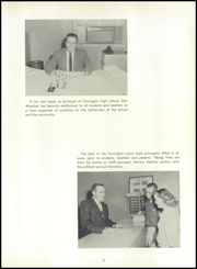 Page 11, 1960 Edition, Torrington High School - Blazer Yearbook (Torrington, WY) online yearbook collection