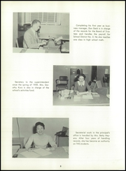Page 12, 1960 Edition, Torrington High School - Blazer Yearbook (Torrington, WY) online yearbook collection