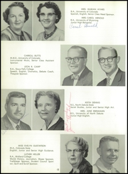 Page 16, 1960 Edition, Torrington High School - Blazer Yearbook (Torrington, WY) online yearbook collection