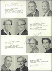 Page 17, 1960 Edition, Torrington High School - Blazer Yearbook (Torrington, WY) online yearbook collection