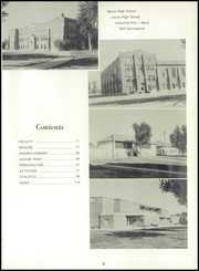 Page 9, 1960 Edition, Torrington High School - Blazer Yearbook (Torrington, WY) online yearbook collection