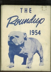 Page 1, 1954 Edition, Wheatland High School - Roundup Yearbook (Wheatland, WY) online yearbook collection