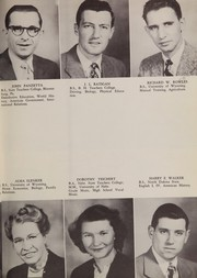 Page 17, 1951 Edition, Newcastle High School - Yearbook (Newcastle, WY) online yearbook collection