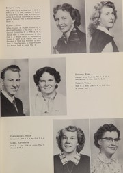 Page 11, 1952 Edition, Newcastle High School - Yearbook (Newcastle, WY) online yearbook collection