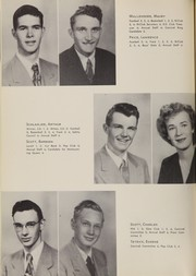 Page 12, 1952 Edition, Newcastle High School - Yearbook (Newcastle, WY) online yearbook collection