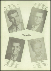 Page 12, 1952 Edition, Kemmerer High School - Ranger Yearbook (Kemmerer, WY) online yearbook collection