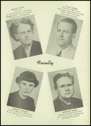Page 13, 1952 Edition, Kemmerer High School - Ranger Yearbook (Kemmerer, WY) online yearbook collection