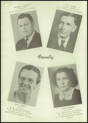 Page 14, 1952 Edition, Kemmerer High School - Ranger Yearbook (Kemmerer, WY) online yearbook collection