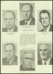 Page 8, 1952 Edition, Kemmerer High School - Ranger Yearbook (Kemmerer, WY) online yearbook collection