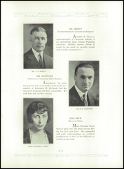 Page 11, 1930 Edition, Cheyenne High School - Pow Wow Yearbook (Cheyenne, WY) online yearbook collection