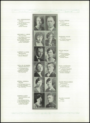 Page 12, 1930 Edition, Cheyenne High School - Pow Wow Yearbook (Cheyenne, WY) online yearbook collection