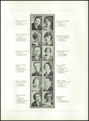 Page 13, 1930 Edition, Cheyenne High School - Pow Wow Yearbook (Cheyenne, WY) online yearbook collection