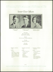 Page 17, 1930 Edition, Cheyenne High School - Pow Wow Yearbook (Cheyenne, WY) online yearbook collection