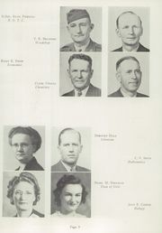 Page 13, 1946 Edition, Cheyenne High School - Pow Wow Yearbook (Cheyenne, WY) online yearbook collection