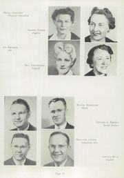 Page 15, 1946 Edition, Cheyenne High School - Pow Wow Yearbook (Cheyenne, WY) online yearbook collection