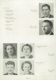 Page 16, 1946 Edition, Cheyenne High School - Pow Wow Yearbook (Cheyenne, WY) online yearbook collection