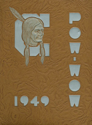 1949 Edition, Cheyenne High School - Pow Wow Yearbook (Cheyenne, WY)