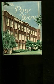 1950 Edition, Cheyenne High School - Pow Wow Yearbook (Cheyenne, WY)