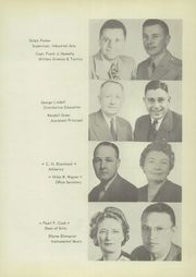 Page 13, 1950 Edition, Cheyenne High School - Pow Wow Yearbook (Cheyenne, WY) online yearbook collection