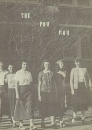 Page 7, 1950 Edition, Cheyenne High School - Pow Wow Yearbook (Cheyenne, WY) online yearbook collection