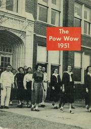 1951 Edition, Cheyenne High School - Pow Wow Yearbook (Cheyenne, WY)