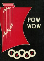 1957 Edition, Cheyenne High School - Pow Wow Yearbook (Cheyenne, WY)