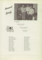 Page 11, 1950 Edition, Greybull High School - Paintbrush Yearbook (Greybull, WY) online yearbook collection