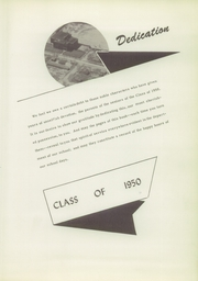 Page 9, 1950 Edition, Greybull High School - Paintbrush Yearbook (Greybull, WY) online yearbook collection