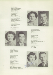 Page 19, 1951 Edition, Greybull High School - Paintbrush Yearbook (Greybull, WY) online yearbook collection