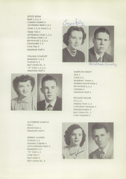 Page 25, 1951 Edition, Greybull High School - Paintbrush Yearbook (Greybull, WY) online yearbook collection