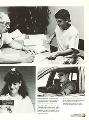 Page 17, 1988 Edition, Lyman High School - Eagles Flight Yearbook (Lyman, WY) online yearbook collection