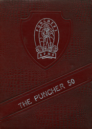 Page 1, 1950 Edition, Big Piney High School - Puncher Yearbook (Big Piney, WY) online yearbook collection