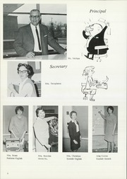 Page 10, 1968 Edition, Niobrara County High School - Tiger Yearbook (Lusk, WY) online yearbook collection
