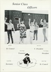 Page 14, 1968 Edition, Niobrara County High School - Tiger Yearbook (Lusk, WY) online yearbook collection