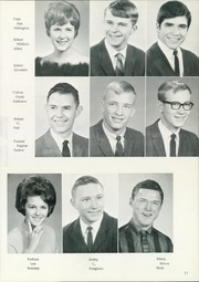 Page 15, 1968 Edition, Niobrara County High School - Tiger Yearbook (Lusk, WY) online yearbook collection