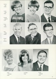 Page 17, 1968 Edition, Niobrara County High School - Tiger Yearbook (Lusk, WY) online yearbook collection