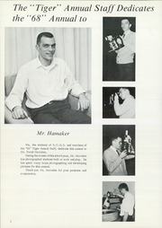 Page 6, 1968 Edition, Niobrara County High School - Tiger Yearbook (Lusk, WY) online yearbook collection