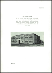 Page 4, 1940 Edition, Pine Bluffs High School - Pines Yearbook (Pine Bluffs, WY) online yearbook collection