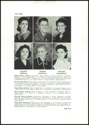 Page 7, 1940 Edition, Pine Bluffs High School - Pines Yearbook (Pine Bluffs, WY) online yearbook collection