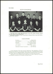 Page 9, 1940 Edition, Pine Bluffs High School - Pines Yearbook (Pine Bluffs, WY) online yearbook collection