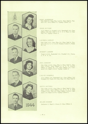 Page 11, 1944 Edition, Pine Bluffs High School - Pines Yearbook (Pine Bluffs, WY) online yearbook collection